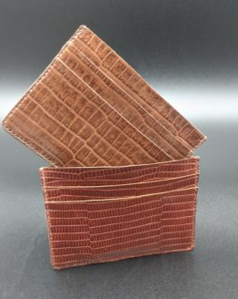 Card Holders - Leather
