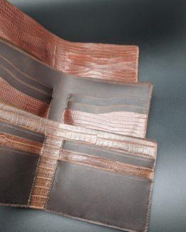 Bi Fold Wallets - Leather